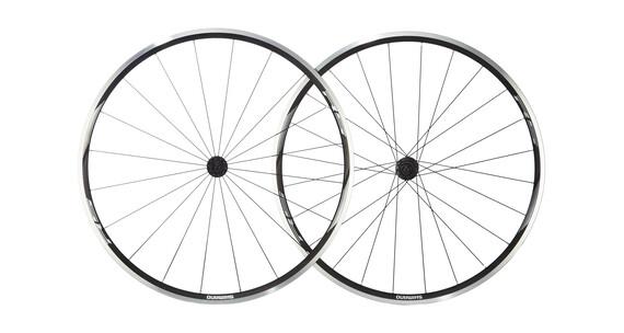 """Shimano WH-RS01 Laufradsatz 11 fach 28"""" schwarz/grau"""